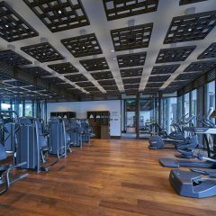Отель Park Hyatt Sanya Sunny Bay Resort фитнесс-зал фото 2