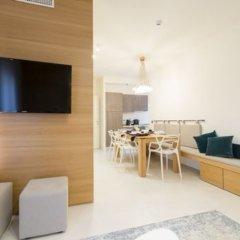 Отель Metropol Ceccarini Suite Риччоне комната для гостей фото 23