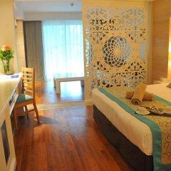 Отель Crystal Sunset Luxury Resort & Spa - All Inclusive комната для гостей фото 4