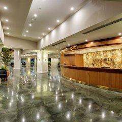 Отель Euphoria Aegean Resort & Spa All Inclusive Сыгаджик интерьер отеля фото 2