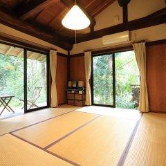 Отель Wa no Cottage Sen-no-ie Япония, Якусима - отзывы, цены и фото номеров - забронировать отель Wa no Cottage Sen-no-ie онлайн комната для гостей фото 4