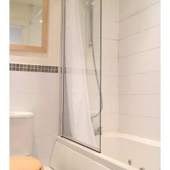 Отель Covent Garden Penthouse Великобритания, Лондон - отзывы, цены и фото номеров - забронировать отель Covent Garden Penthouse онлайн ванная фото 2