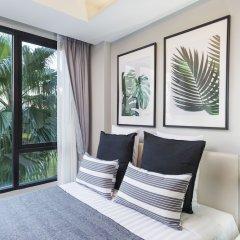Отель Surin Loft by Holiplanet Таиланд, Камала Бич - отзывы, цены и фото номеров - забронировать отель Surin Loft by Holiplanet онлайн комната для гостей фото 4