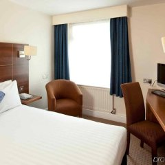 Отель Mercure Brighton Seafront Hotel Великобритания, Брайтон - отзывы, цены и фото номеров - забронировать отель Mercure Brighton Seafront Hotel онлайн комната для гостей фото 3