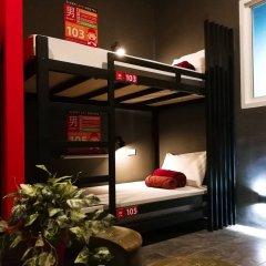 Sleepcafe Hostel Паттайя комната для гостей фото 2