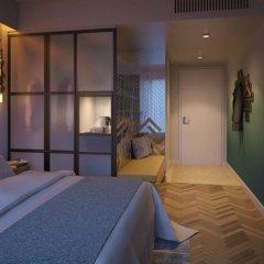 Отель Indigo Dresden - Wettiner Platz Германия, Дрезден - отзывы, цены и фото номеров - забронировать отель Indigo Dresden - Wettiner Platz онлайн комната для гостей фото 2