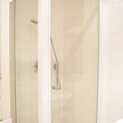 Апартаменты Bright Studio Flat in Knightsbridge Лондон ванная