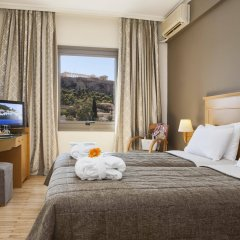 Plaka Hotel комната для гостей фото 2