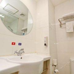 Отель Hanting Hotel (Xi'an Longshou North Road) Китай, Сиань - отзывы, цены и фото номеров - забронировать отель Hanting Hotel (Xi'an Longshou North Road) онлайн ванная фото 2