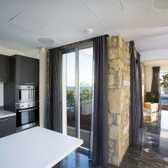 Отель Paradise Cove Luxurious Beach Villas Кипр, Пафос - отзывы, цены и фото номеров - забронировать отель Paradise Cove Luxurious Beach Villas онлайн комната для гостей фото 19