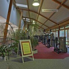 Отель Best Western Hotel Braunschweig Seminarius Германия, Брауншвейг - отзывы, цены и фото номеров - забронировать отель Best Western Hotel Braunschweig Seminarius онлайн фитнесс-зал фото 2