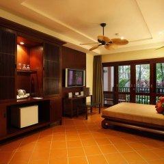 Отель Duangjitt Resort, Phuket комната для гостей фото 4