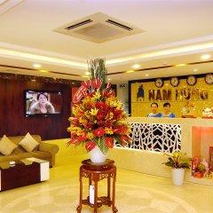 Nam Hung Hotel интерьер отеля