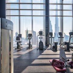 Отель Dream Inn Dubai Apartments - Index Tower ОАЭ, Дубай - отзывы, цены и фото номеров - забронировать отель Dream Inn Dubai Apartments - Index Tower онлайн фитнесс-зал фото 2