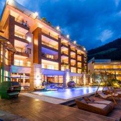 Отель Park- und Vitalresidenz Quellenhof Сан-Мартино-ин-Пассирия фото 15