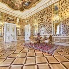 Гостиница Palace Yelizavetino в Гатчине отзывы, цены и фото номеров - забронировать гостиницу Palace Yelizavetino онлайн Гатчина интерьер отеля фото 3