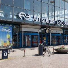 MEININGER Hotel Amsterdam City West спортивное сооружение