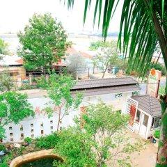 Отель Hoai Huong Homestay Далат приотельная территория фото 2