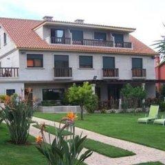 Отель Apartamentos Ababides Испания, Байона - отзывы, цены и фото номеров - забронировать отель Apartamentos Ababides онлайн вид на фасад фото 2