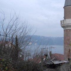 Cheya Residence Rumelihisari Турция, Стамбул - отзывы, цены и фото номеров - забронировать отель Cheya Residence Rumelihisari онлайн приотельная территория