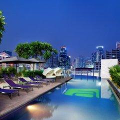 Апартаменты Studio Sukhumvit 11 By Icheck Бангкок бассейн фото 2