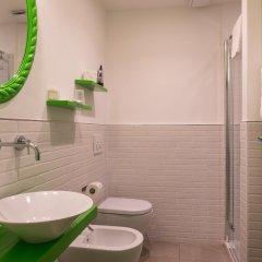 Отель Residenza DEpoca Al Numero 8 Италия, Флоренция - отзывы, цены и фото номеров - забронировать отель Residenza DEpoca Al Numero 8 онлайн ванная