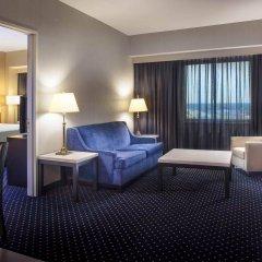 Отель Courtyard New York JFK Airport США, Нью-Йорк - отзывы, цены и фото номеров - забронировать отель Courtyard New York JFK Airport онлайн комната для гостей фото 2