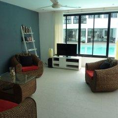 Отель Sai Naam Lanta Residence Ланта комната для гостей фото 2
