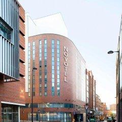 Отель Novotel Liverpool Centre парковка
