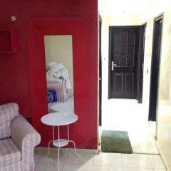 Отель Residence Saumaya Марокко, Рабат - отзывы, цены и фото номеров - забронировать отель Residence Saumaya онлайн комната для гостей фото 2