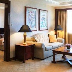 Отель Marco Polo Plaza Cebu Филиппины, Лапу-Лапу - отзывы, цены и фото номеров - забронировать отель Marco Polo Plaza Cebu онлайн комната для гостей фото 2