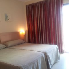 Отель Primavera Испания, Бенидорм - отзывы, цены и фото номеров - забронировать отель Primavera онлайн комната для гостей фото 2