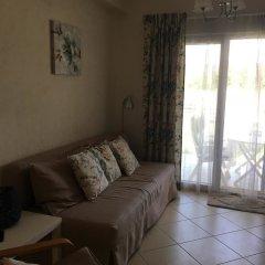 Апартаменты Cozy Apartment on the beach line комната для гостей фото 3