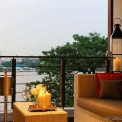 Отель Riva Surya Bangkok балкон