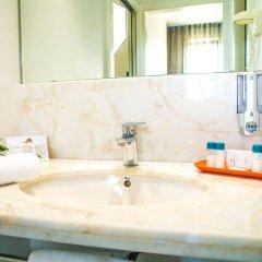 Отель Ona Living Barcelona Испания, Оспиталет-де-Льобрегат - 1 отзыв об отеле, цены и фото номеров - забронировать отель Ona Living Barcelona онлайн ванная