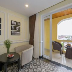 Отель Le Pavillon Hoi An Luxury Resort & Spa балкон