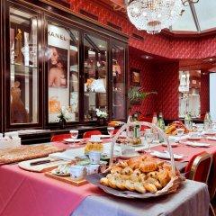 Отель Grand Hôtel de l'Opéra Франция, Тулуза - отзывы, цены и фото номеров - забронировать отель Grand Hôtel de l'Opéra онлайн питание фото 3