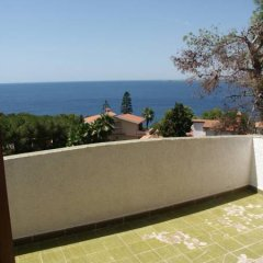 Отель B&B Terrazza sul Plemmirio Италия, Сиракуза - отзывы, цены и фото номеров - забронировать отель B&B Terrazza sul Plemmirio онлайн балкон