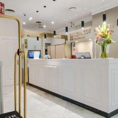 Отель Senator Gran Vía 70 Spa Hotel Испания, Мадрид - 14 отзывов об отеле, цены и фото номеров - забронировать отель Senator Gran Vía 70 Spa Hotel онлайн интерьер отеля фото 3