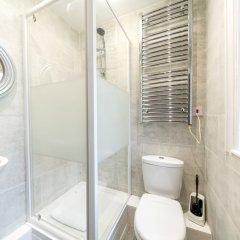 Апартаменты Luxury Studio Apart Piccadilly Circus Лондон ванная