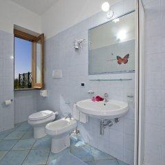 Отель Agriturismo Mare e Monti Аджерола ванная