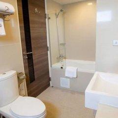 Отель Privacy Suites Бангкок ванная