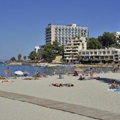 Отель Alua Hawaii Mallorca & Suites пляж