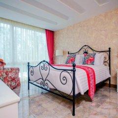 Отель Almali Rawai Beach Residence 4* Номер Делюкс с различными типами кроватей