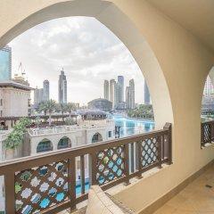 Отель DHH - Souk Al Bahar Дубай балкон