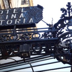 Отель One Shot Palacio Reina Victoria 04 балкон