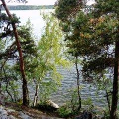 Отель Hostel Immalanjärvi Финляндия, Иматра - отзывы, цены и фото номеров - забронировать отель Hostel Immalanjärvi онлайн приотельная территория