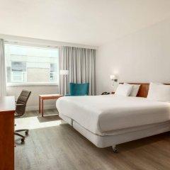 Отель NH Amsterdam Schiphol Airport Нидерланды, Хофддорп - 3 отзыва об отеле, цены и фото номеров - забронировать отель NH Amsterdam Schiphol Airport онлайн комната для гостей фото 5