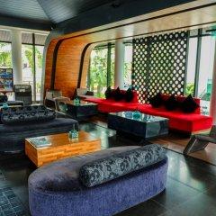 Отель Z Through By The Zign Таиланд, Паттайя - отзывы, цены и фото номеров - забронировать отель Z Through By The Zign онлайн интерьер отеля