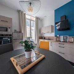 Отель Appartement Les Orchidées Corneille Saumur Франция, Сомюр - отзывы, цены и фото номеров - забронировать отель Appartement Les Orchidées Corneille Saumur онлайн фото 5